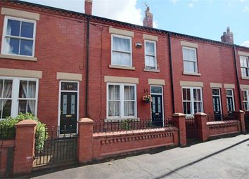 Thumbnail 3 bed terraced house for sale in Plank Lane, Leigh, Lancashire