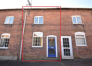 Thumbnail 1 bed terraced house for sale in Francis Place, Llanfair Road, Newtown, Powys