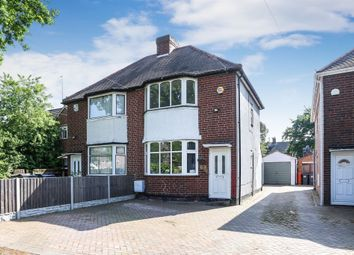 Thumbnail 3 bed semi-detached house for sale in Shard End Crescent, Shard End, Birmingham