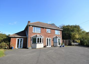 Thumbnail 4 bed detached house for sale in The Street, Hawkinge, Folkestone, Kent
