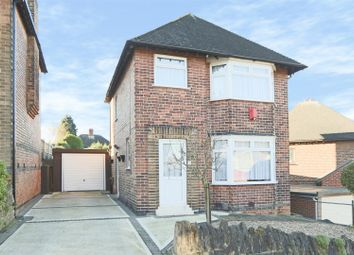 Thumbnail 3 bed detached house for sale in Tettenbury Road, Sherwood, Nottinghamshire