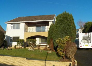 Thumbnail 4 bed detached house for sale in Glynderi, Tanerdy, Carmarthen