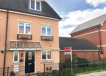Thumbnail 3 bed property to rent in Roger Way, Old Sarum, Salisbury