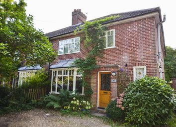 Thumbnail 5 bedroom semi-detached house for sale in St. Faiths Road, Old Catton, Norwich