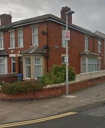 Thumbnail 2 bed flat to rent in Gorton Road, Blackpool