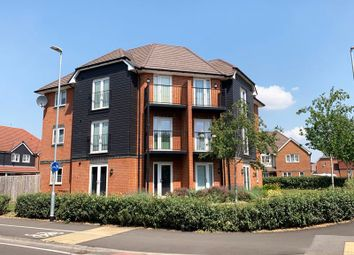 Thumbnail 1 bed flat for sale in Burden Drive, Bishopdown, Salisbury