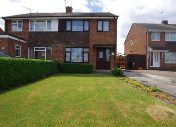 Thumbnail 3 bedroom semi-detached house for sale in Blakeney Avenue, Swindon