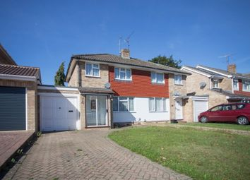 3 bed semi-detached house to rent in Quentin Road, Woodley, Reading RG5