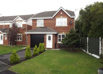 Thumbnail 4 bedroom detached house for sale in Greenbriar Close, Blackpool, Lancashire, .