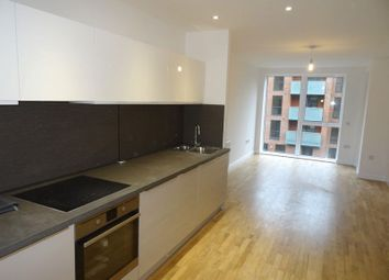 Thumbnail 1 bed flat to rent in Lawrence Road, London