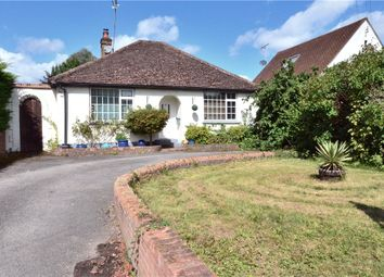 Thumbnail 3 bed detached bungalow for sale in Denham Way, Maple Cross, Rickmansworth