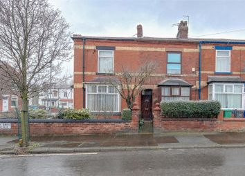 Thumbnail 3 bed terraced house for sale in Oakbank Avenue, Moston, Manchester