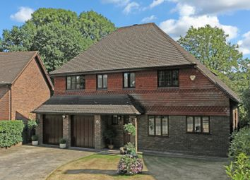 Thumbnail 5 bed detached house for sale in Foxhome Close, Chislehurst