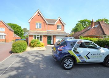 Thumbnail 4 bed detached house for sale in Kirk Gardens, Totton, Southampton