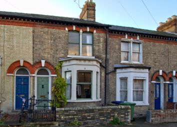 Thumbnail 2 bedroom terraced house for sale in Abbey Road, Cambridge