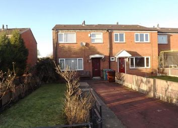 Thumbnail 2 bed end terrace house for sale in Edgerton Road, Lowton, Warrington