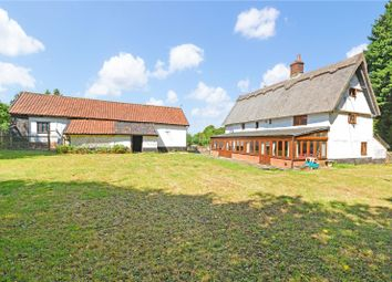 Thumbnail 5 bed detached house for sale in Old Buckenham, Attleborough