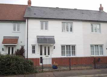 Thumbnail 3 bed property to rent in Marsh Crescent, Rowhedge, Colchester