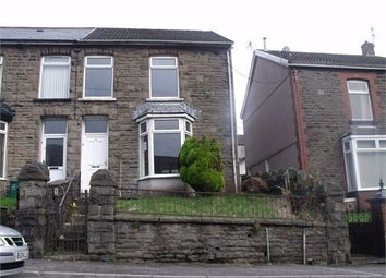 Thumbnail 3 bed terraced house to rent in St Albans, Treherbert, Rhondda Cynon Taff