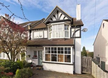 Thumbnail 5 bed semi-detached house for sale in Melrose Road, Weybridge, Surrey