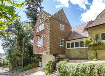 Thumbnail 4 bed detached house to rent in Smiths Lane, Crockham Hill, Edenbridge, Kent