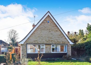 Thumbnail 3 bedroom chalet for sale in Airedale Close, Peterborough