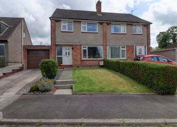 Thumbnail 3 bed semi-detached house for sale in Kingholm Drive, Dumfries