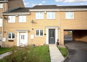 Thumbnail 2 bed terraced house for sale in Dale Court, Consett