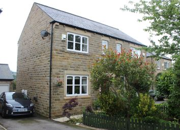 Thumbnail 2 bed semi-detached house for sale in Pasture Avenue, Oakworth