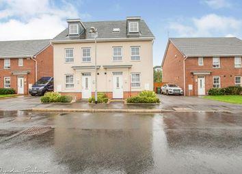 Thumbnail 4 bed semi-detached house for sale in Horseshoe Drive, Buckshaw Village, Chorley, Lancashie
