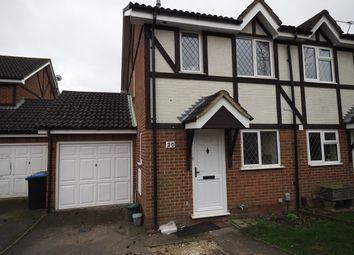 Thumbnail 2 bed semi-detached house to rent in Ravenfield, Englefield Green, Egham