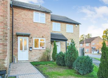 Thumbnail 1 bed terraced house for sale in Estcots Drive, East Grinstead, West Sussex