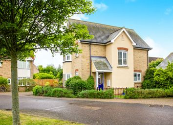 Thumbnail 3 bed detached house for sale in Monkfield Lane, Great Cambourne, Cambridge