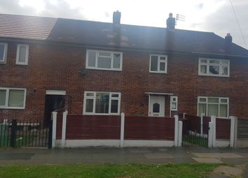 Thumbnail 3 bed terraced house for sale in Barrowfield Road, Manchester