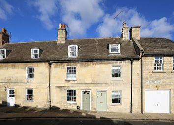 Thumbnail 2 bed terraced house for sale in St. Georges Square, Stamford