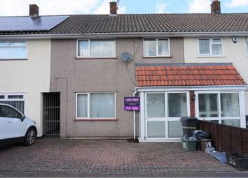 Thumbnail 3 bedroom terraced house for sale in Rudgewood Close, Hartcliffe