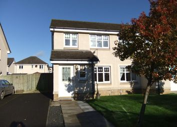 Thumbnail 3 bed detached house to rent in Peasehill Fauld, Rosyth, Fife