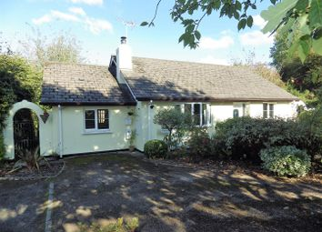 Thumbnail 2 bed detached bungalow for sale in Broadwoodkelly, Winkleigh