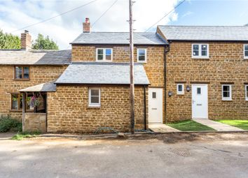 Thumbnail 2 bed semi-detached house for sale in Weavers Row, Lower End, Shutford, Banbury, Oxfordshire