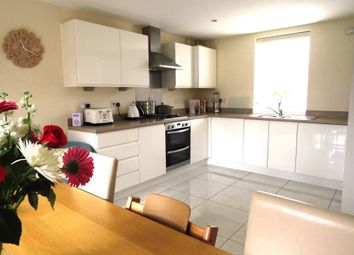 Thumbnail 3 bed end terrace house for sale in Brands Hatch Close, Burton Latimer, Kettering