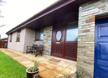 Thumbnail 3 bed detached bungalow for sale in Trelash, Warbstow, Launceston