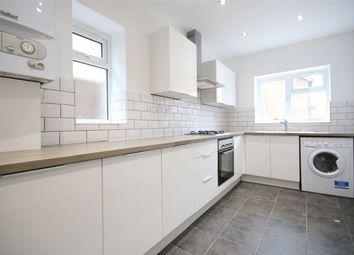 Thumbnail 3 bedroom flat to rent in Harrowdene Road, Wembley, Greater London