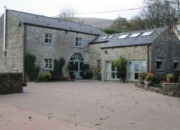 Thumbnail 4 bed barn conversion for sale in Oldham Road, Denshaw, Oldham