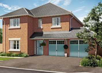 Thumbnail 4 bed detached house for sale in Waingroves Road, Waingroves, Derbyshire