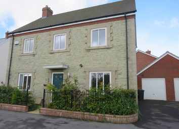 Thumbnail 4 bed detached house for sale in Reynolds Rise, Shaftesbury