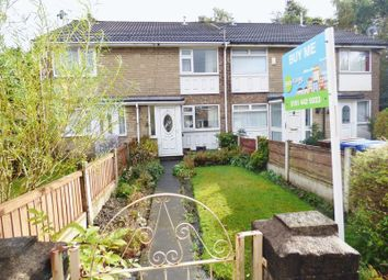 Thumbnail 2 bedroom terraced house for sale in Howden Close, Reddish, Stockport