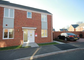 Thumbnail 2 bed semi-detached house to rent in Ebenezer Street, West Bromwich