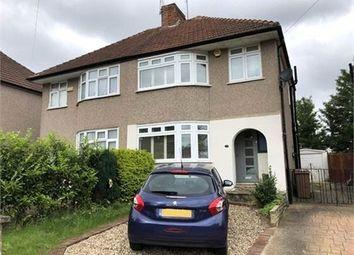 Thumbnail 3 bed semi-detached house for sale in Oakdene Avenue, Chislehurst