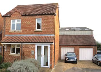 Thumbnail 3 bed detached house for sale in Hereward Way, Billingborough, Sleaford