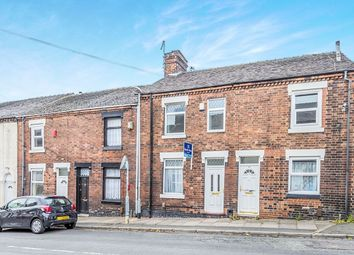 Thumbnail 2 bed terraced house to rent in Denbigh Street, Stoke-On-Trent